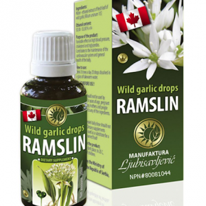 Ramslin Wild Garlic Drops